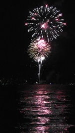 seattle, independence day, 4th of july, fireworks, travel, travelogue, ailsa prideaux-mooney