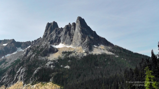 liberty bell, washington, north cascades, north cascades highway, washington pass, travel, travelogue, photography, ailsa prideaux-mooney