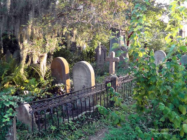 charleston, south carolina, graveyard, headstones, travel, travelogue, ailsa prideaux-mooney, photography