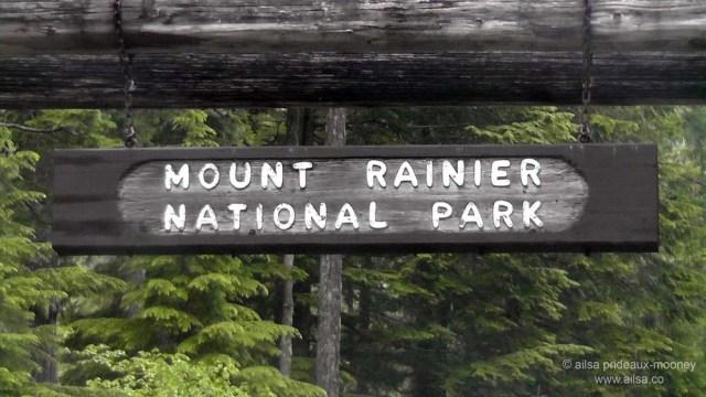 mount rainier national park, washington, travel, travelogue, ailsa prideaux-mooney