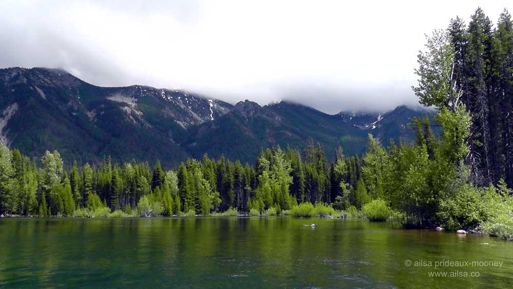 Goose Lake Wa The Great Volca...