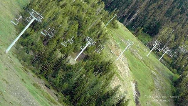 white pass, ski lift, washington, travel, travelogue, ailsa prideaux-mooney, photography
