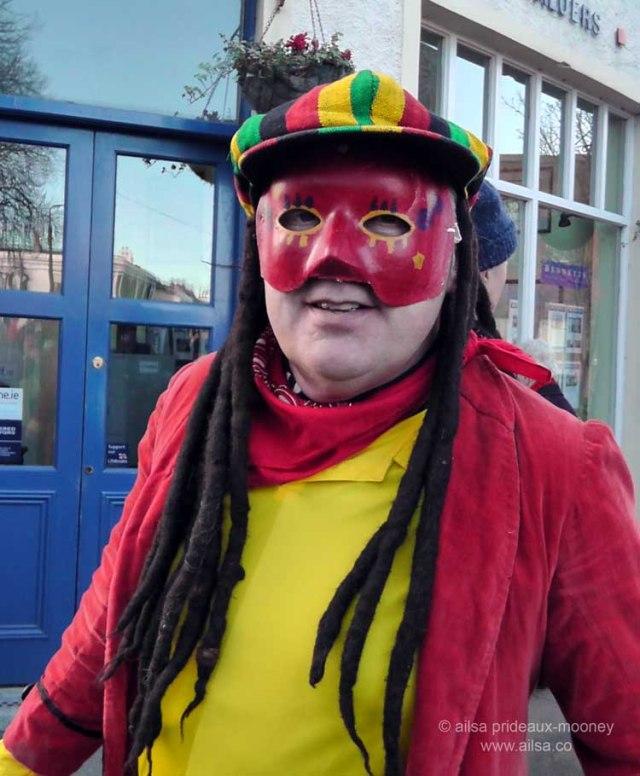 dublin, sandymount wren boys, wren festival, wren day, st stephen's day, travel, travelogue, photography, ailsa prideaux-mooney, ireland