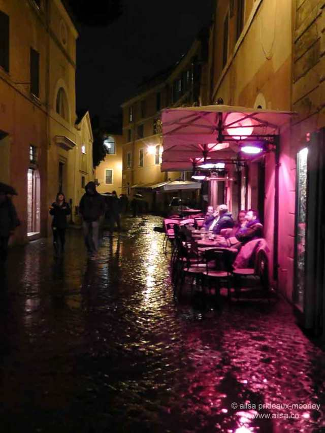 Rome, Italy, Trastevere, travel, travelogue, photography, Ailsa Prideaux-Mooney