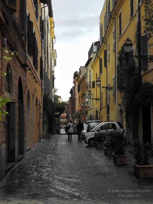 rome, italy, travel, literati, grand tour, photography, travelogue, travel, ailsa prideaux-mooney, via margutta, artist's street