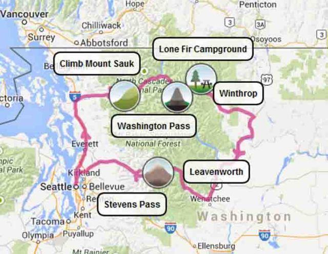 north cascades, north cascades loop, north cascades national park, washington, travel, travelogue, road trip, ailsa prideaux-mooney
