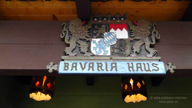 north cascades loop, leavenworth, washington, Bavarian village, travel, travelogue, Ailsa Prideaux-Mooney, bavaria haus