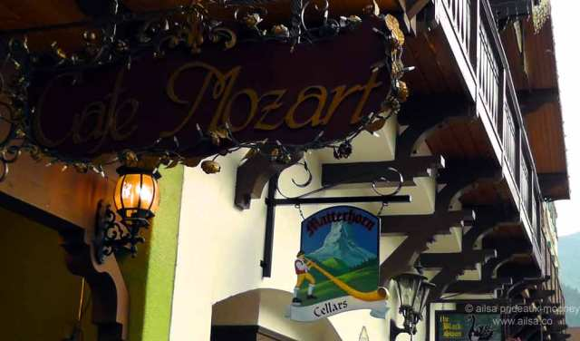 north cascades loop, leavenworth, washington, Bavarian village, travel, travelogue, Ailsa Prideaux-Mooney, cafe mozart