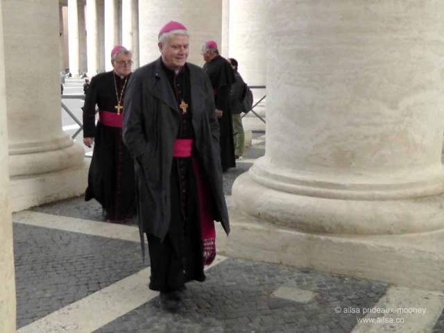 vatican city, st peter's basilica, rome, italy, travel, travelogue, ailsa prideaux-mooney, vatican holiday, gathering of cardinals, cardinal convention