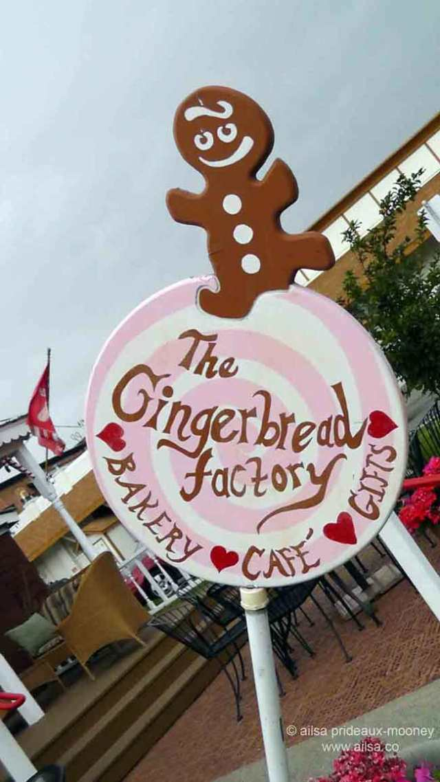 north cascades loop, leavenworth, washington, Bavarian village, travel, travelogue, Ailsa Prideaux-Mooney, gingerbread factory