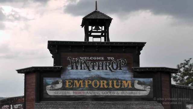 winthrop, methow valley, north cascades loop, washington, travel, travelogue, ailsa prideaux-mooney, emporium