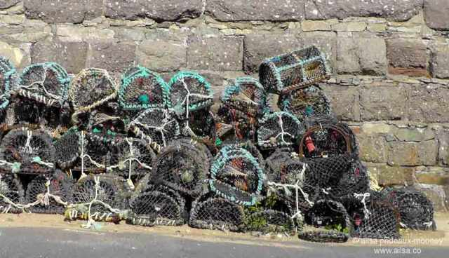 kilmore quay, wexford, ireland, fishing village, thatched cottages, saltee islands, travel, travelogue, ailsa prideaux-mooney