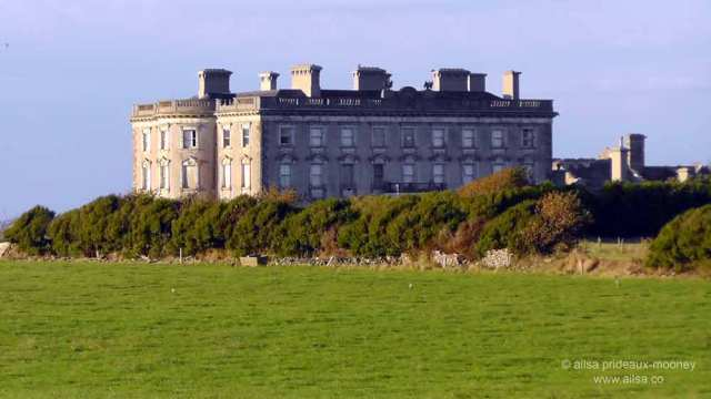 Loftus Hall, Hook Peninsula, Wexford, Ireland, haunted house, travel, travelogue, devil, legend, ailsa prideaux-mooney, travel photography