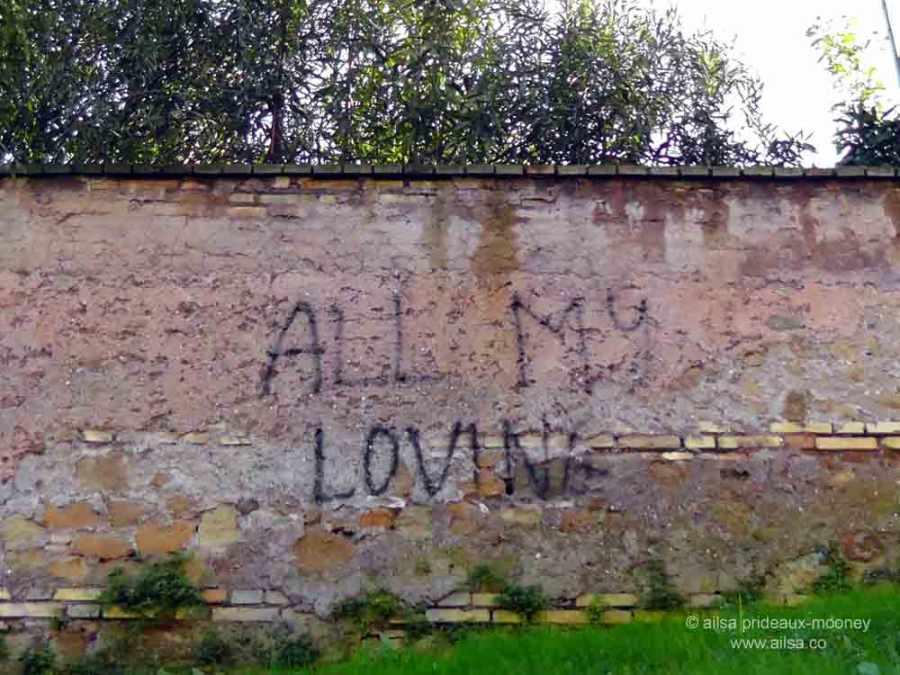 rome, italy, aventine, graffiti, travel, travelogue, ailsa prideaux-mooney