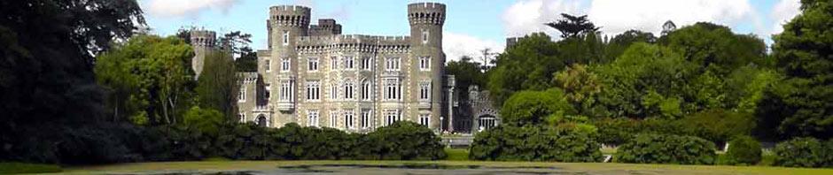 johnstown castle, wexford, ireland, esmond, daniel roberston, travel, irish agricultural museum, travelogue, ailsa prideaux-mooney