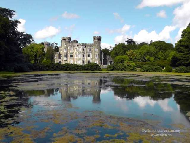 johnstown castle, wexford, ireland, esmond, daniel roberston, travel, irish agricultural museum, travelogue, ailsa prideaux-mooney