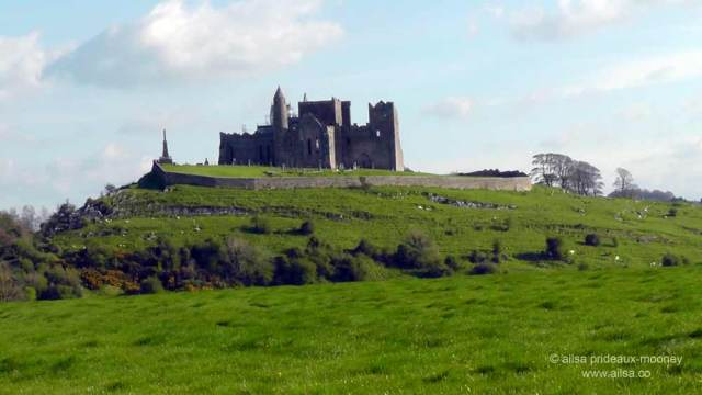 rock of cashel, st patrick's rock, tipperary, ireland, travel, ailsa prideaux-mooney