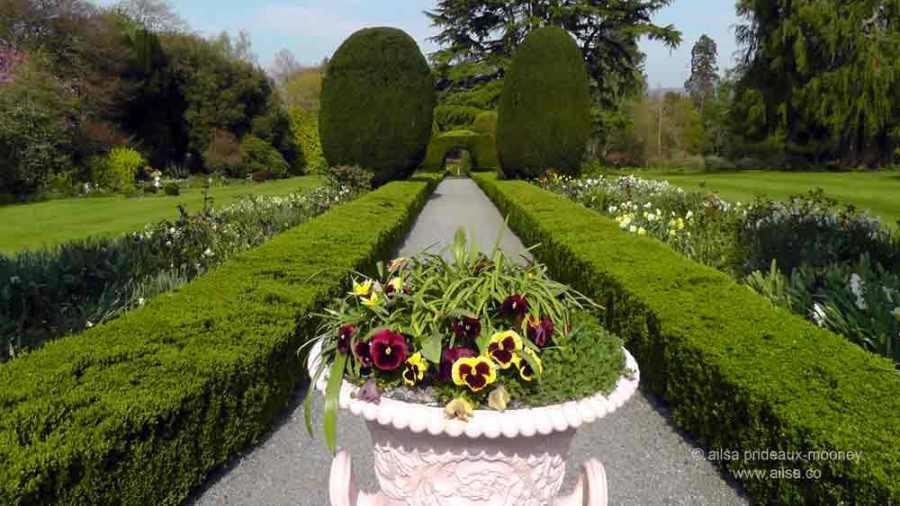 altamont house, altamont gardens, carlow, ireland, irish gardens, travel, travelogue, ailsa prideaux-mooney, irish houses