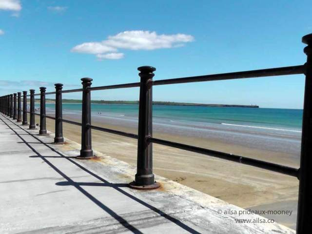tramore, waterford, ireland, tramore strand, travel, travelogue, ailsa prideaux-mooney