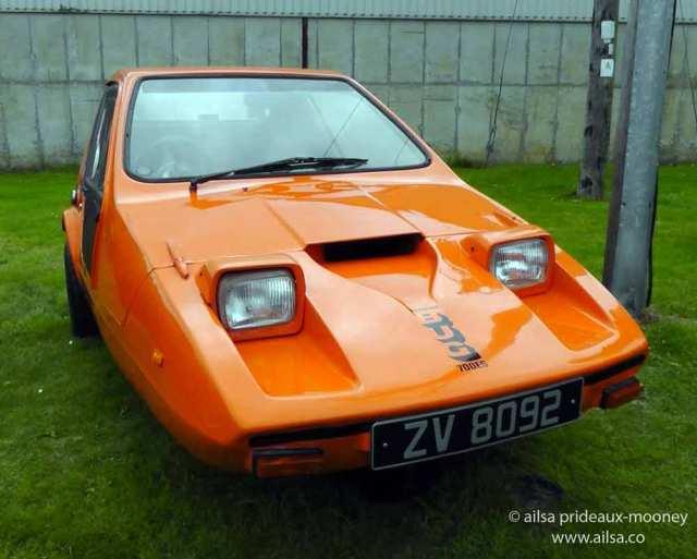 vintage car rally, irish veteran and vintage car club, powerscourt estate, picnic, travel, travelogue, ireland, ailsa prideaux-mooney