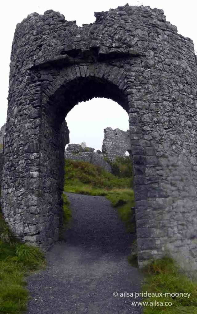 barbican gate, rock of dunamase, county laois, ireland, travel, strongbow, travelogue, photography, ailsa prideaux-mooney