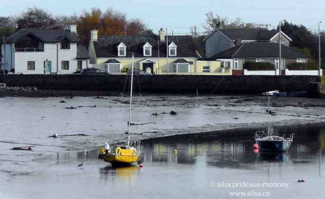 dungarvan, waterford, ireland, travel, travelogue, ailsa prideaux-mooney, dungarvan harbour