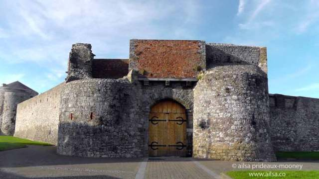 dungarvan, waterford, ireland, travel, travelogue, ailsa prideaux-mooney, dungarvan castle