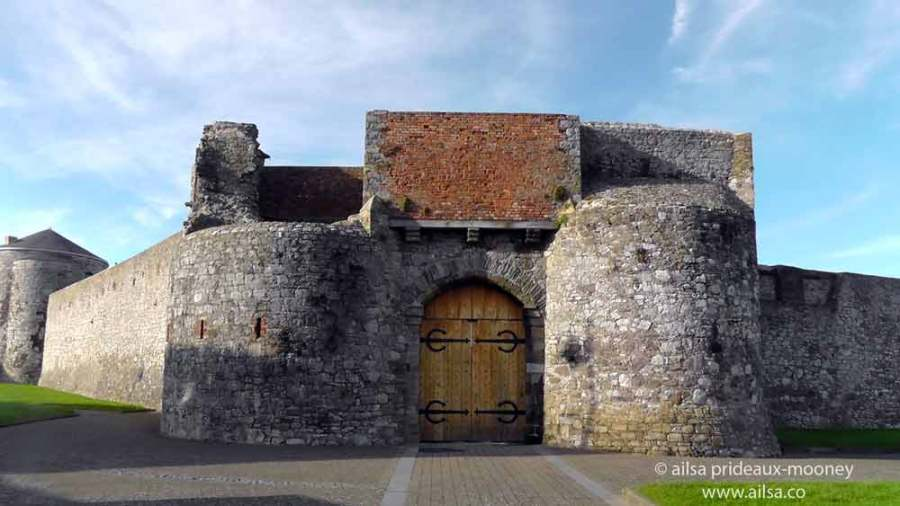 dungarvan, waterford, ireland, travel, travelogue, ailsa prideaux-mooney, dungarvan castle