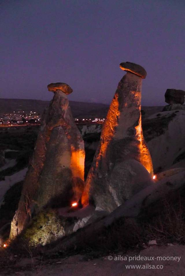 turkey, Ürgüp, cappadocia, three graces, three beauties, fairy chimmneys, travel, travelogue, ailsa prideaux-mooney