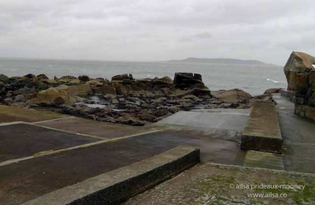 forty foot, sandycove, dublin, wild swimming, travel, travelogue, ailsa prideaux-mooney