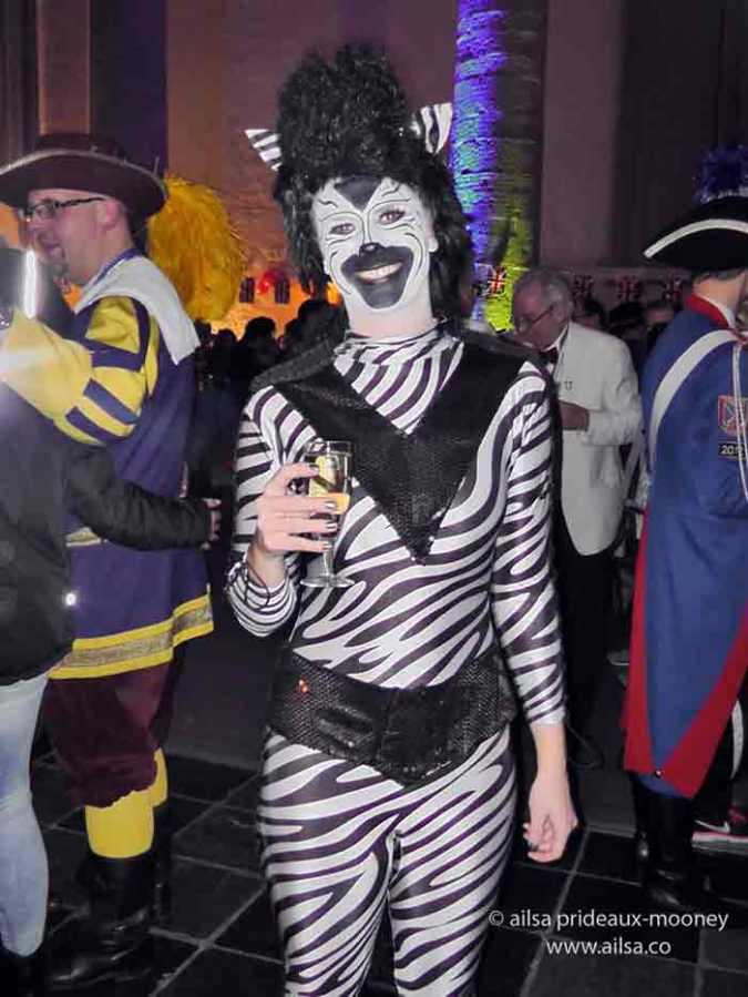 Carnival Zebra Where S My Backpack