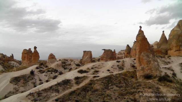 devrent valley, cappadocia, turkey, kissing rock, camel rock, seal rock, imagination valley, travel, travelogue, ailsa prideaux-mooney