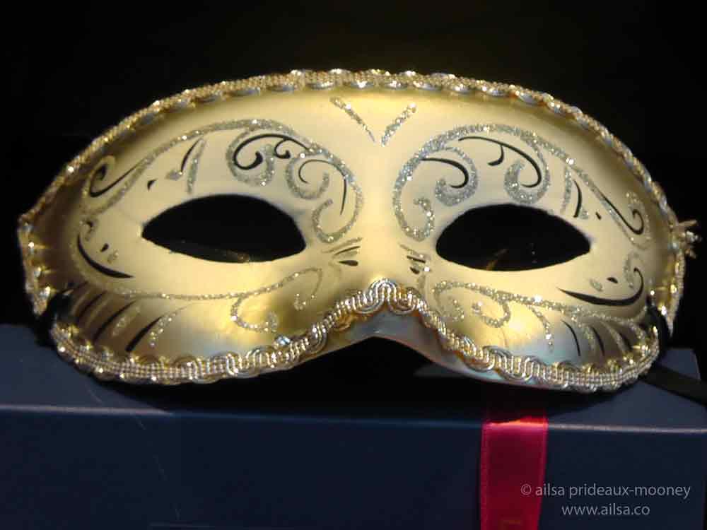 Travel theme: Mask