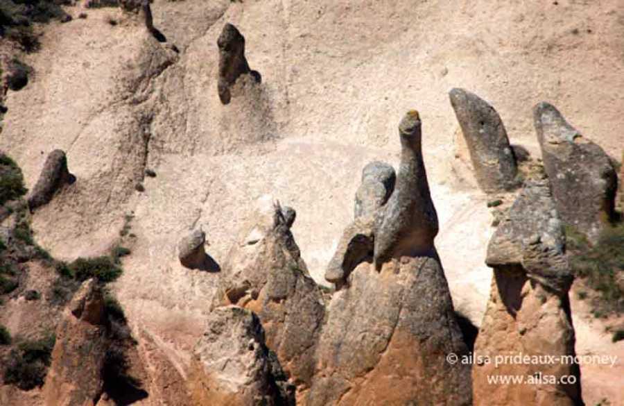 devrent valley, cappadocia, turkey, kissing rock, camel rock, seal rock, imagination valley, travel, travelogue, ailsa prideaux-mooney