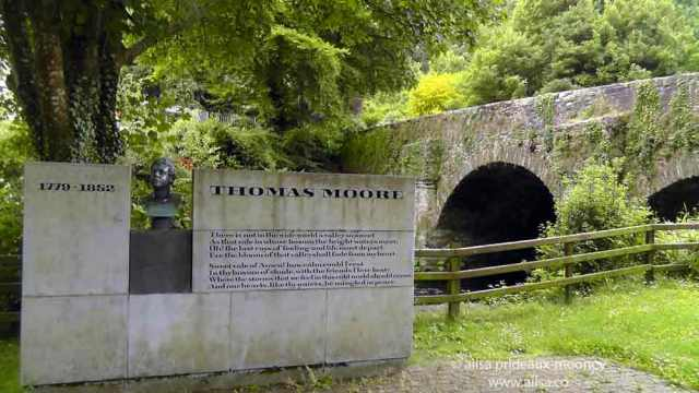 vale of avoca, meeting of the waters, wicklow, ireland, thomas moore, travel, travelogue, ailsa prideaux-mooney
