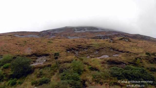 errigal, donegal, ireland, travel, travelogue, ailsa prideaux-mooney