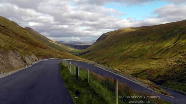 glengesh pass, ardara, donegal, ireland, travel, travelogue, ailsa prideaux-mooney