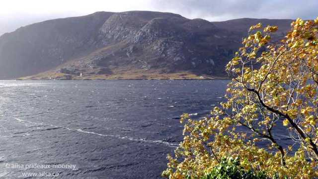 glenveagh national park, donegal, ireland, travel, travelogue, ailsa prideaux-mooney